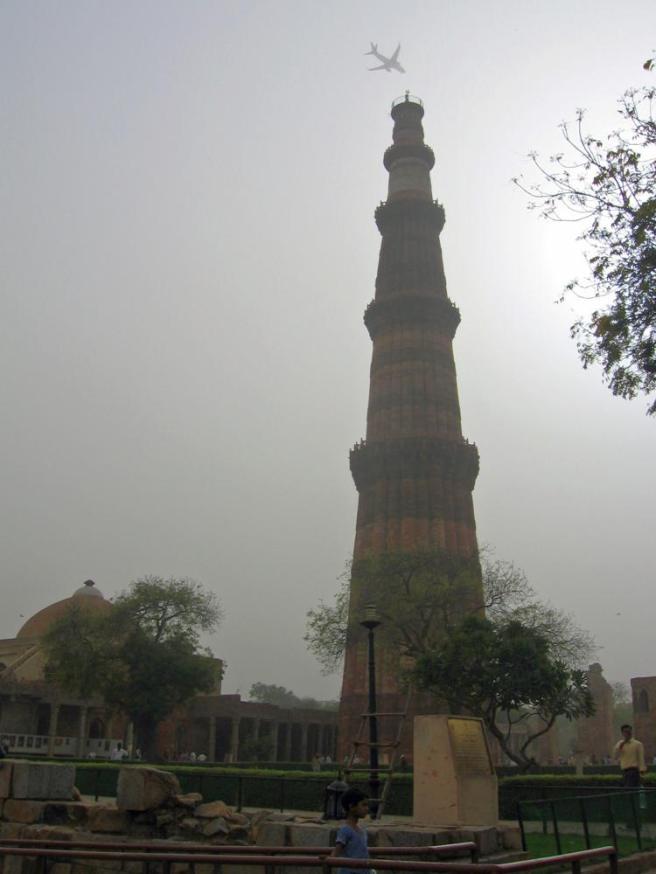 Qtub Minar, Delhi, Indien